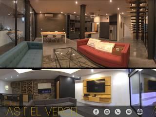 LOMAS DEL VERGEL/LG Salones industriales de MONACO GRUPO INMOBILIARIO Industrial