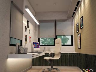 homify Moderne Arbeitszimmer