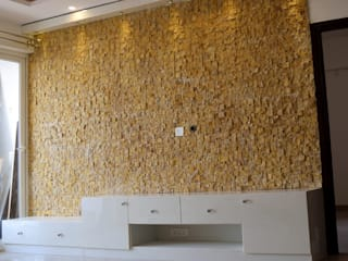 Residence Interiors :  Walls by Blue Interiors