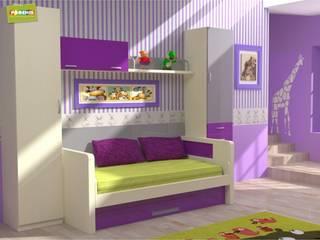 CAMA ABATIBLE CON ESCRITORIO EN BARRIO LA LATINA - MADRID de Muebles Parchis. Dormitorios Juveniles. Moderno