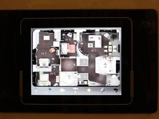 Умный дом : Гостиная в . Автор – New Automation