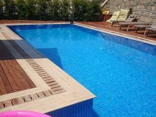 Ka Mühendislik (Bodrum) – yüzme havuzları- prefabrik yapılar, inşaat:  tarz Oteller