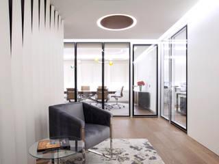 Edificios de oficinas de estilo moderno de fernando piçarra fotografia Moderno