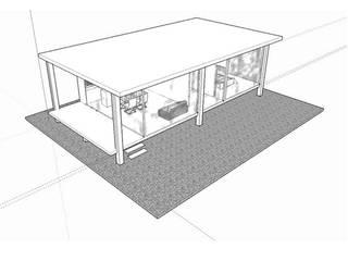 HOGARES PANORAMICOS  - Modelo HOLDIN 72' | PANORAMICA:  de estilo  por HoldIn Construcciones