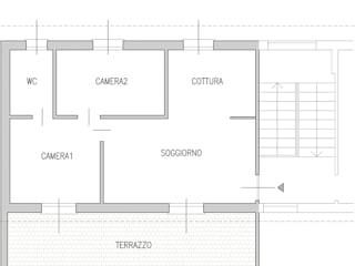 modern  by Laura Galli Architetto, Modern