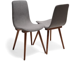 Chair A-6150 17/01 od White Mood S.C. Minimalistyczny