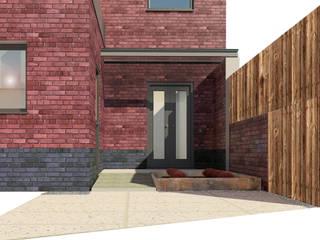 Residential landscaping Modern garden by architecture:unknown Modern