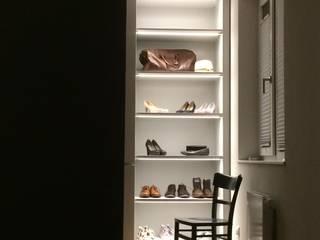 schrankwerk.de Vestidores y closetsArmarios y cómodas Blanco