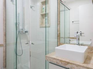 クラシックスタイルの お風呂・バスルーム の homify クラシック