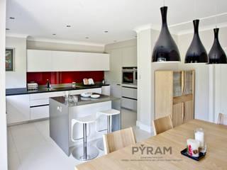 مطبخ تنفيذ Pyram, حداثي