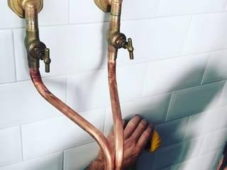 Grifería lavabo de cobre:  de estilo  de mm2
