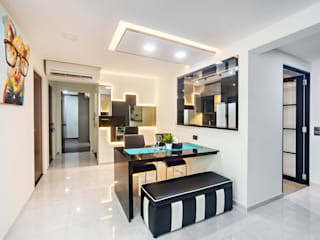 Beau HDB Blk 293B Compassvale Crescent: Modern Dining Room By Renozone Interior  Design House