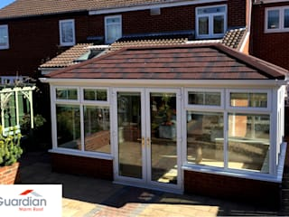 Guardian Warm Roof Premier Roof Systems Modern conservatory
