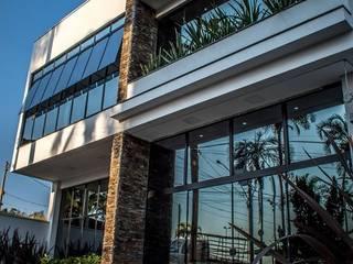 Salão Comercial Edifícios comerciais modernos por Barbara Oriani Arquiteta Moderno