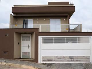 Casas de estilo moderno por Barbara Oriani Arquiteta