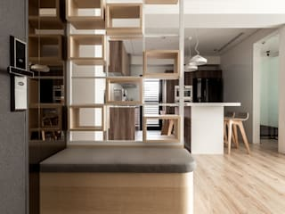 Salon de style  par 觀林設計