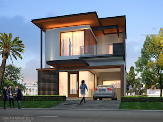 by Gagan Architects