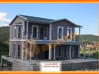 KONYA çığ evi Ka Mühendislik (Bodrum)