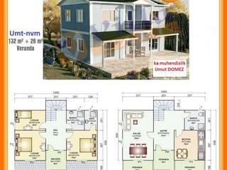 Ka Mühendislik (Bodrum) – KONYA çığ evi:  tarz