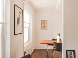 Primrose Pad Minimalist dining room by Studio Mark Ruthven Minimalist