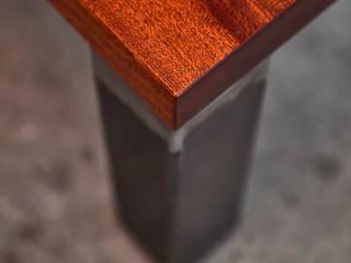 Couchtisch: industriell  von Stahlmanufaktur Wind,Industrial