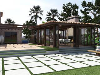 Remodelação de Moradia Existente - Algarve:   por Essencia Architects
