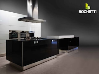 Minimalist kitchen by BOCHETTI Minimalist