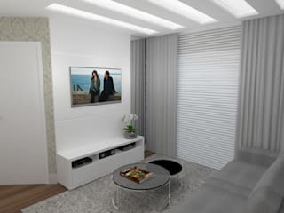Living room by Ana Johns Arquitetura, Classic