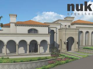 Misiones I: Casas de estilo  por nuk arquitech