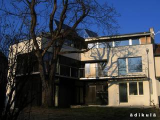 Passivhaus in Wien:  Häuser von ädikulä - büro für architektur
