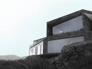 Vivienda Martin: Casas de estilo  por Superficie Arquitectura
