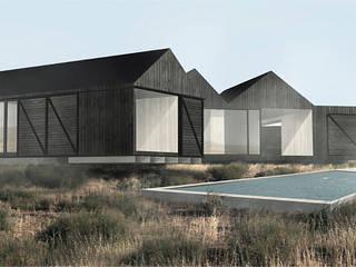 Vivienda Latorre: Casas de estilo  por Superficie Arquitectura