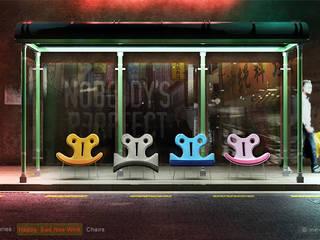 Emoticon series:  in stile  di Marco Rubini Architetto