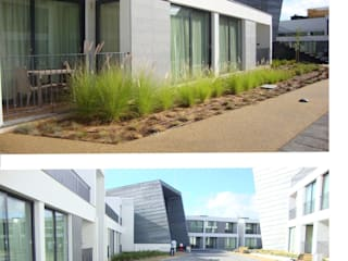 Moderne Hotels von Ecossistemas Modern