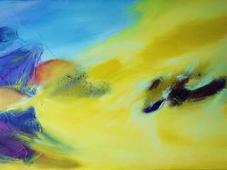 PLENITUDE par ANVAL Artiste Peintre