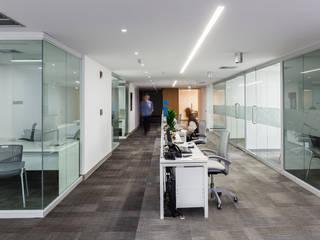 Projekty,  Biurowce zaprojektowane przez CENTRAL ARQUITECTURA