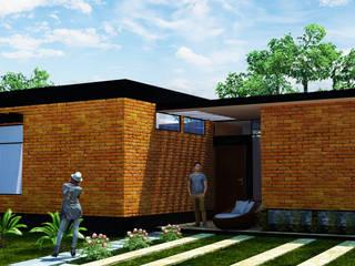 Casas modernas de LOFT ESTUDIO arquitectura y diseño Moderno