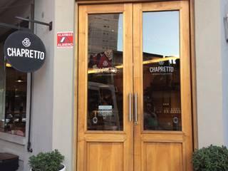Remodelación gastronomicos: Bares y Clubs de estilo  por ARQUIGRAF YB