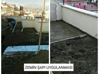 minimalist  by Dekoroba İç Mimari & Dekorasyon, Minimalist
