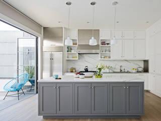 مطبخ تنفيذ Feldman Architecture