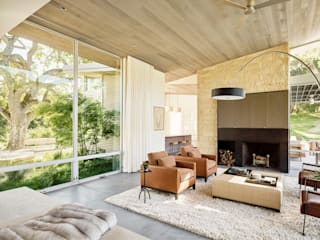 by Feldman Architecture Modern