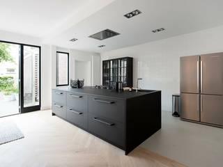 Moderne Küchen von Studio'OW Interieurontwerp Modern