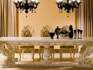 Interior Classic style dining room by Perfect Interiors Classic