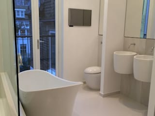 6 Retcliffe Place Diamond Constructions Ltd Modern style bathrooms