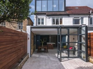 3 Fenwick Grove Modern houses by Diamond Constructions Ltd Modern