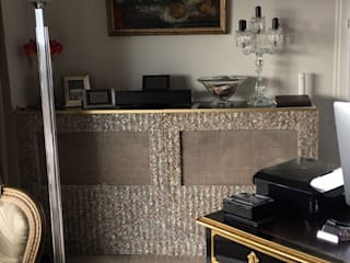River Shell Teeth Radiator Covers ShellShock Designs SoggiornoAccessori & Decorazioni Piastrelle Variopinto