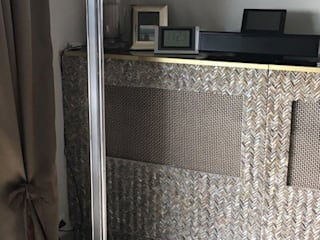River Shell Teeth Radiator Covers di ShellShock Designs Eclettico