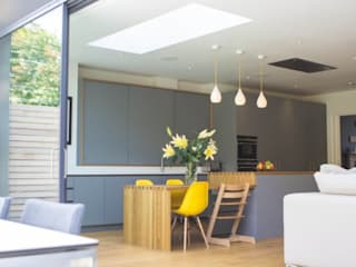 3 Hilbury Road Modern kitchen by Diamond Constructions Ltd Modern