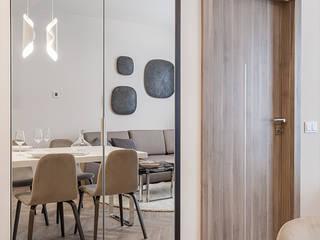 Salon de style  par KODO projekty i realizacje wnętrz