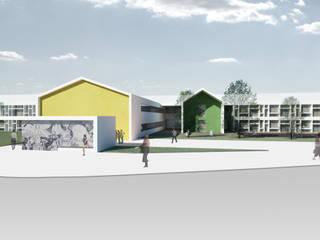 Escola de Velas, Açores por MECH Consultores